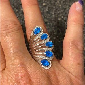 Exotic Jewelry Bazaar Oval Neon Apatite